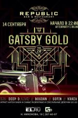 Gatsby Gold the 20th @ Republic.Bar&Restauran